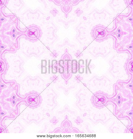 Pastel soft pink delicate seamless design pattern
