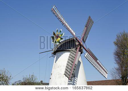 Stemmer Windmill (minden, Germany)