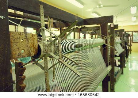 Loom Localstraditional Weaving Machines