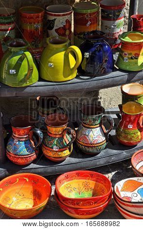Pottery In Provence 1