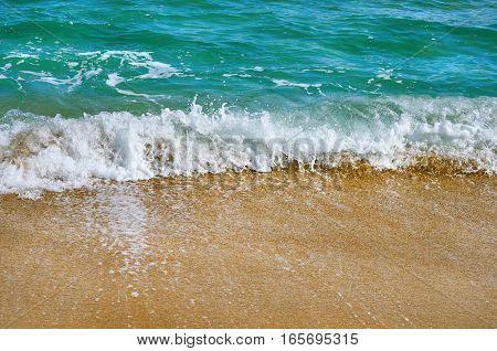 Image of Surf on the Black Sea