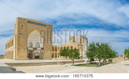 The Medieval Necropolis In Bukhara