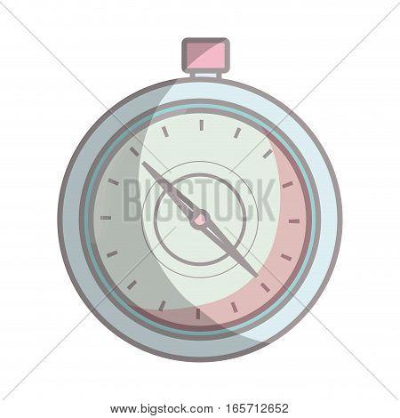 compass route device icon vector illustration design