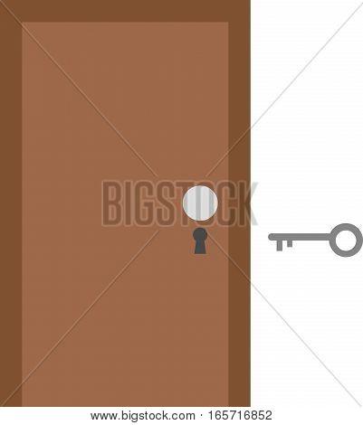Door With Key