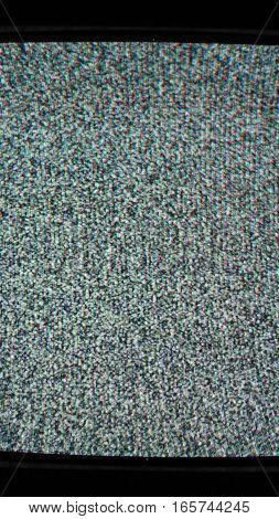 Flickering Screen - Vertical
