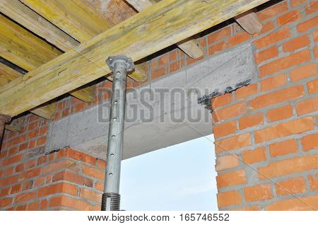 Formwork ceiling systems. Ceiling formwork is the type of formwork mostly found in structures/buildings.
