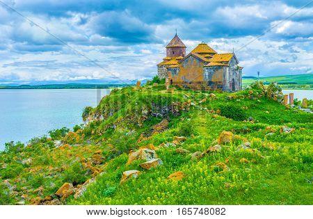 The Monastery At The Lake