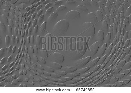 the flowers embossed imprint of abstract background