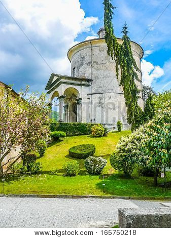Hdr Sacro Monte Varallo