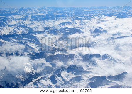 View From The Alps