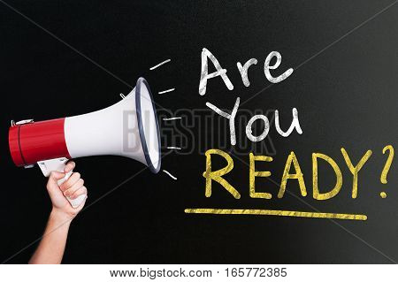 Announcement Of Are You Ready Using Megaphone On Blackboard