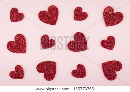 Red Heart Array