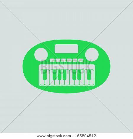 Synthesizer Toy Ico