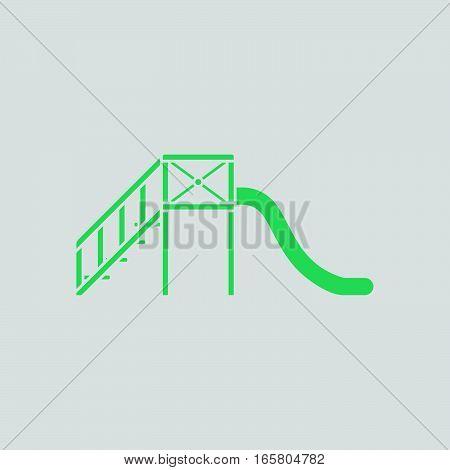 Children's Slide Ico