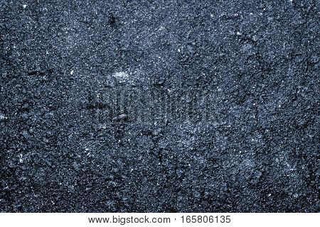 Texture of the soil, soil texture, nature background, blue soil, blue abstraction, grunge nature background, ground