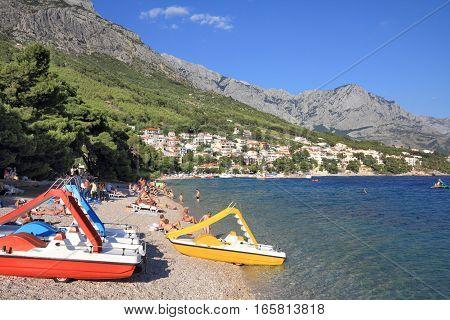 Beach Vacation, Croatia