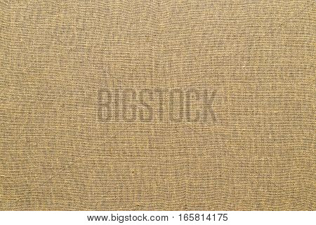 Burlap Texture Background. Material For The Bag