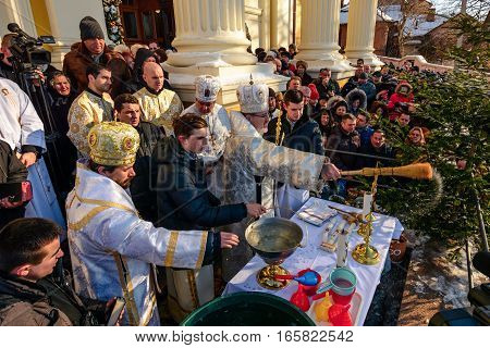 Celebration Of The Epiphany Day