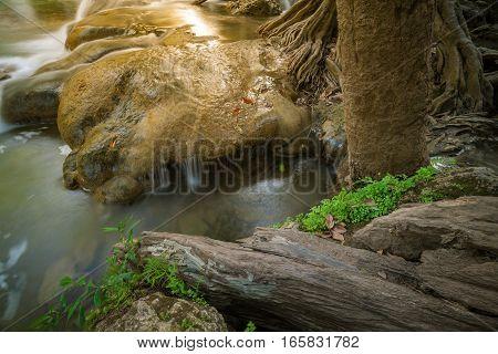 Waterfall, Saraburi Thailand