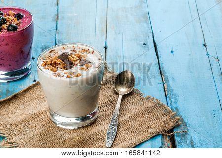 Healthy Dessert For Breakfast