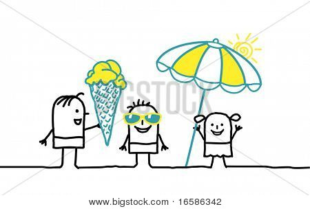 kids and summer