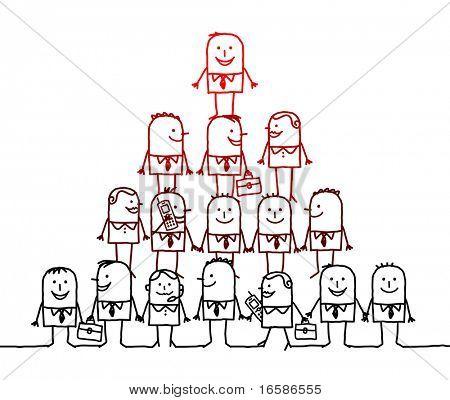 business team & leadership