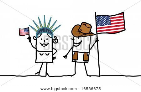 People and United States
