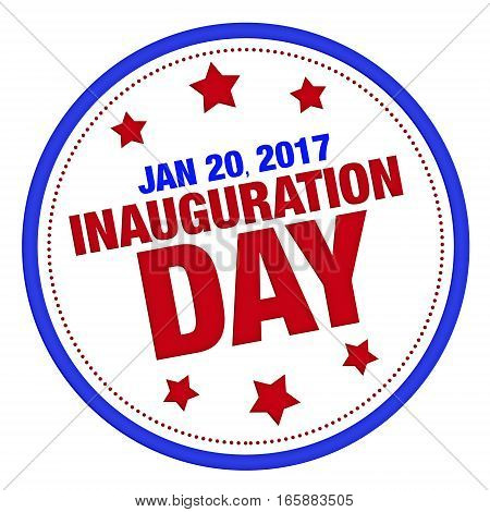 Presidential Inauguration Day On January 20, 2017