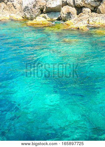 Hdr View Of Mahon Minorca