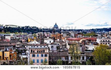Hdr San Pietro, Rome