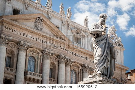 St. Peter, Vatican City