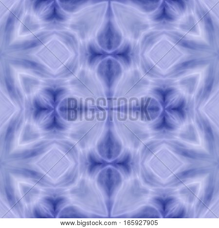 Heaven blue mystic yoga meditation calming image design