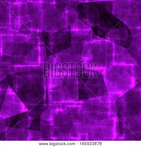 Violet modern futuristic seamless virtual network pattern background