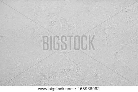 White Vintage Wall Background Texture