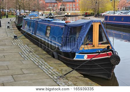 Manchester Houseboat