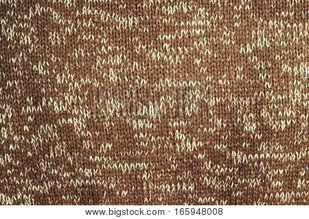 brown and white tatted material real texture for your design