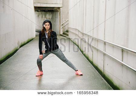Urban Fitness Winter Workout