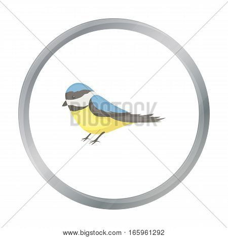 Parus icon in cartoon style isolated on white background. Park symbol stock vector illustration. - stock vector