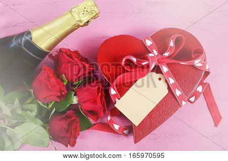 Valentine Heart Shape Gift Box