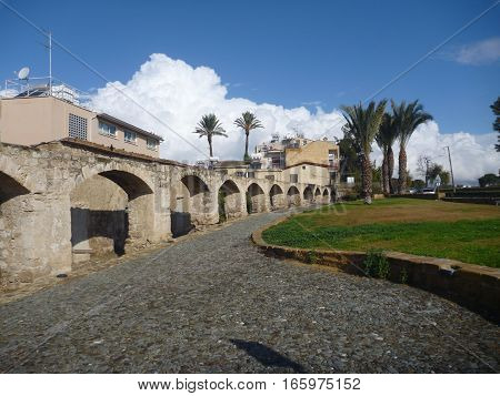 Famagusta Gete In The Fortification Of Nicosia