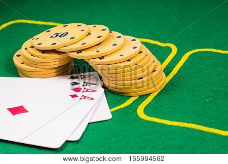 Poker is a very exciting and gambling its purpose to win the pot