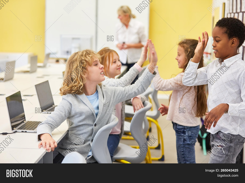 Children Elementary Image & Photo (Free Trial) | Bigstock