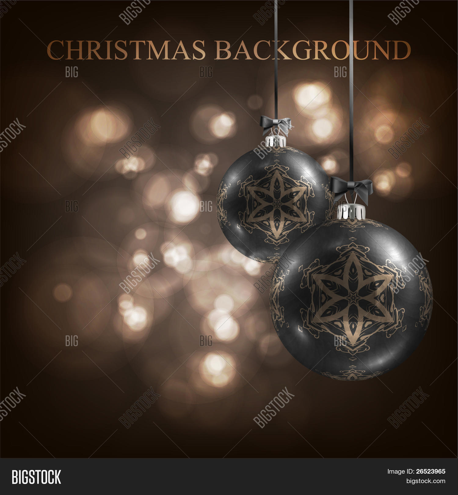Elegant Christmas Background Images.Elegant Christmas Vector Photo Free Trial Bigstock