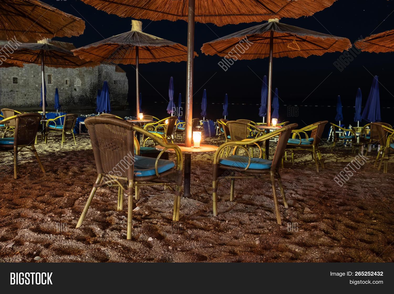 Romantic Dinner Table Image Photo Free Trial Bigstock