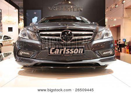 Carlsson Mercedes Custom Car