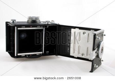 Open camera