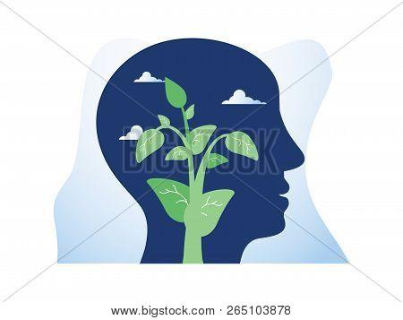 Self Growth, Potential Development, Motivation And Aspiration, Mental Health, Positive Mindset, Mind