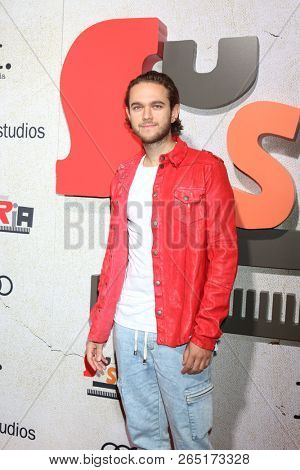LOS ANGELES - OCT 24:  Zedd at the