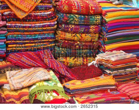 Textiles In Market