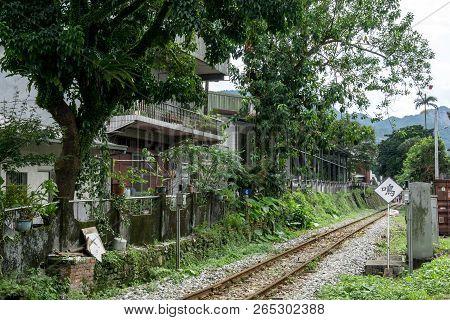 Shifen Old Streets Railway